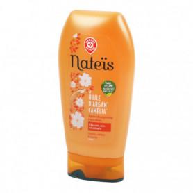 Après-shampooing doux Nateis Cheveux secs - 250ml