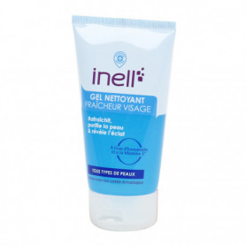 Gel nettoyant Inell visage Purifiant px norm. mixtes 150ml