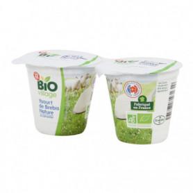 Yaourts lait de brebisBIO VILLAGE 2x125g
