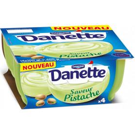 DANETTE SAVEUR PISTACHE4X100G