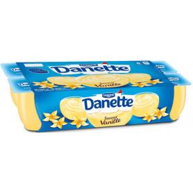 DANETTE VANILLE 100GX8