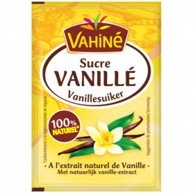 Sucre Vanillé Vahiné 5 sachets de 37.5g