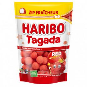 CONFISERIE GELIFIEE TAGADA HARIBO 220GRS