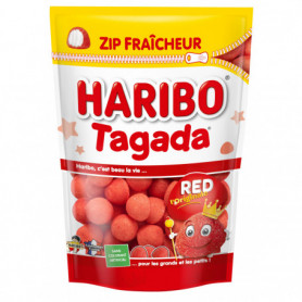 CONFISERIE GELIFIEE TAGADA HARIBO 220GRS