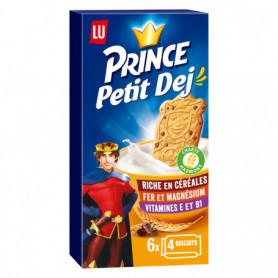 Biscuit Petit Déjeuner Céréales Prince LU 300Grs