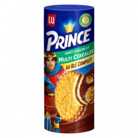 Biscuit Multicéréales Goût Chocolat X15 Prince LU 293Grs