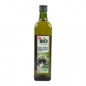 Huile d'olive vierge extra BIO VILLAGE 75cl