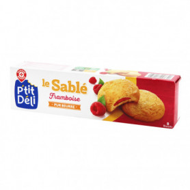 SABLE FOURRE FRAMBOISE PTIT DELI 100GRS