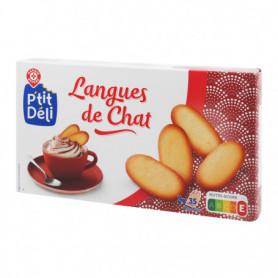 BISCUITS LANGUES DE CHAT PTIT DELI 200GRS
