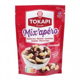 MELANGE  Mix Apéro graine raisins TOKAPI 120