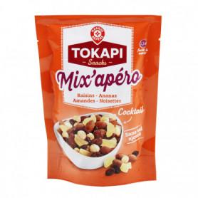 MELANGE Mix Apéro Ananas et Raisins 120G
