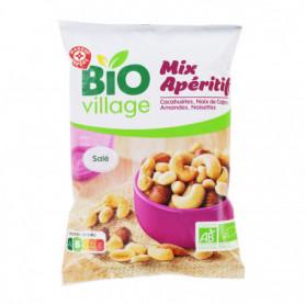 Mix apéritif salé BIO VILLAGE 120g