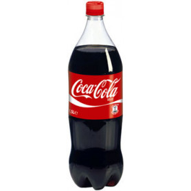 Bouteille Coca-Cola Soda Gout original - 1.5L