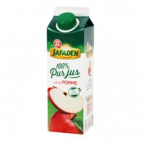 Pur jus de pomme Jafaden 1L