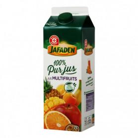 Jus multifruits Jafaden Pur jus - 2L