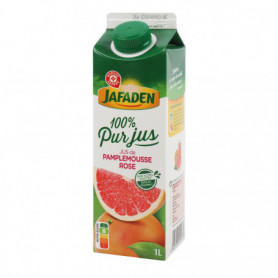 PUR JUS PAMPLEMOUSSE ROSE BRICK JAFADEN 1L