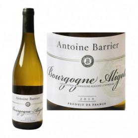 Vin blanc Antoine Barrier Bourgogne Aligoté AOC - 75cl