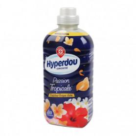Adoucissant concentré Hyperdou Passion tropicale - 750ml