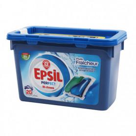 Lessive Epsil Bi Doses perfect - x20