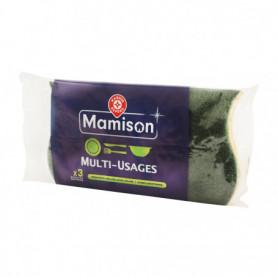 Eponges Multi-usages Mamison grattantes - x3