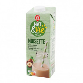 Boisson noisette NATVIE 1L
