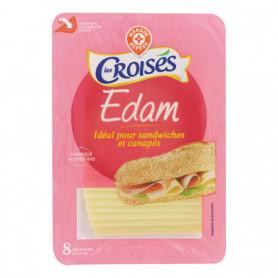 EDAM TRANCHETTE - LES CROISES - 8T 40%MG 200G