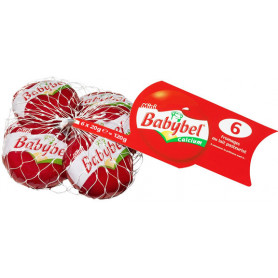 MINI BABYBEL FILET DE 6 120G