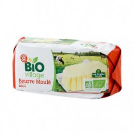 Beurre doux 82% MD BIO VILLAGE 250g
