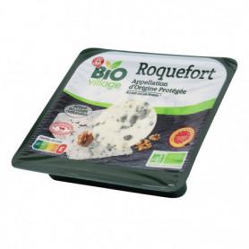 Roquefort AOP BIO VILLAGE 100g