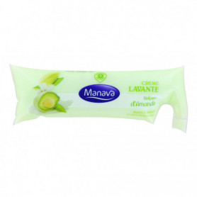 Recharge savon mains Manava Crème Amande - 250ml