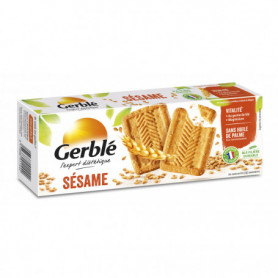 Biscuits Sésame GERBLE 230GRS