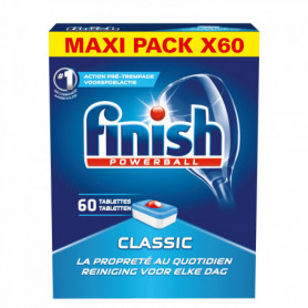 Finish Tablettes Vaisselle Powerball classic x60