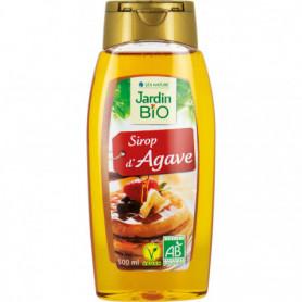 Sirop agave Jardin Bio - Flacon souple 500ml
