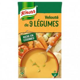 Velouté de 9 Légumes 1L Knorr