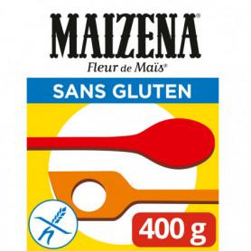 Farine de Maïs Sans Gluten Maïzena 400g