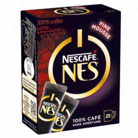 Café Stick Soluble (25X2GRS) NESCAFE NESTLE 50Grs