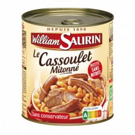CASSOULET WILLIAM-SAURIN 840GRS