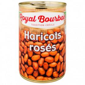 Haricots rosés naturels 1/2 Royal Bourbon 250GRS