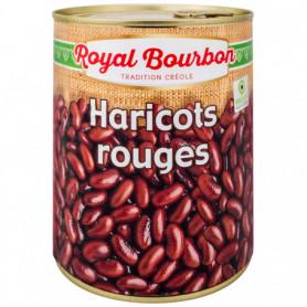 Haricots rouges naturels 4/4 Royal Bourbon 500GRS