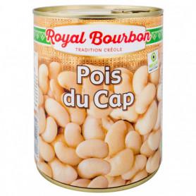 Pois du Cap naturels 4/4 Royal Bourbon 455Grs