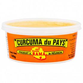 Curcuma pays Maison Rama 100Grs