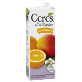 Ceres Le Nectar Orange Mangue - 1L