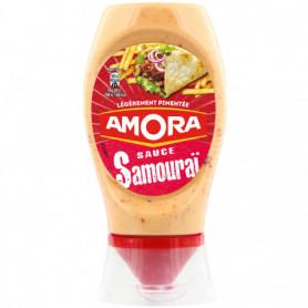 Sauce Samouraï Flacon Souple Amora 255g