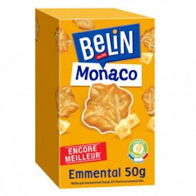 Crackers Monaco Emmental Belin 50GRS