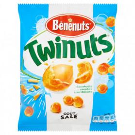 Twinuts Goût salé Bénénuts 150 g
