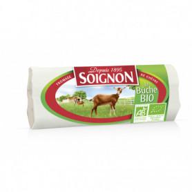 Bûche de chèvre bioloique 180g Soignon