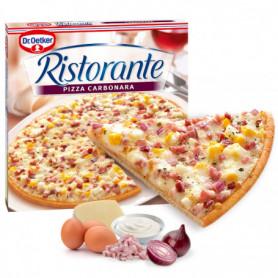 Dr. Oetker - Ristorante Carbonara 340g - Pizza surgelée carbonara