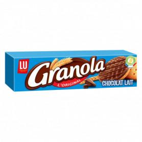 Biscuits Chocolat Au Lait Granola LU 200Grs