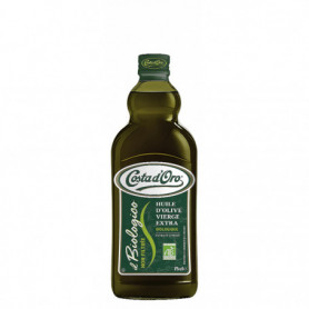 Huile d'olive vierge extra biologique - Costa d'Oro 75cl