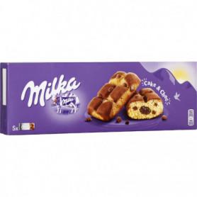 Gâteau Moelleux Cake&Choc Milka 175grs